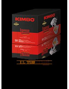 Caffè Kimbo Espresso 50