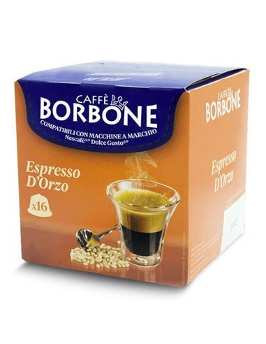 DOLCE GUSTO BORBONE ORZO