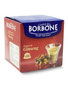 Dolce Gusto Ginseng Borbone...