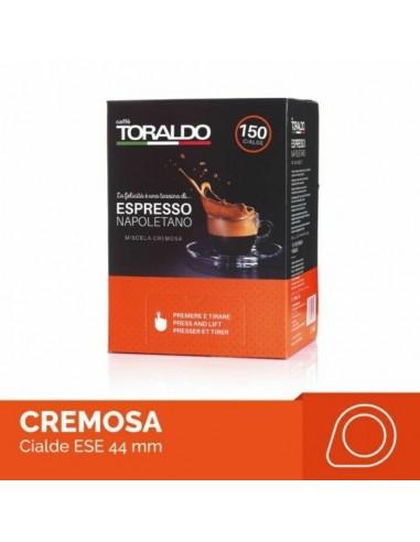 Miscela dall'inconfonbile gusto di un espresso forte e deciso dall'aroma pieno e fragante.