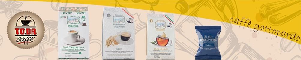 L'espresso Gattopardo il caffè italiano