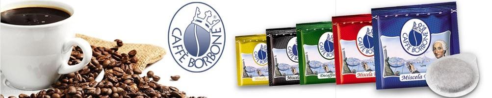 Capsule Caffè Borbone compatibili sistema filtro carta ESE 44mm